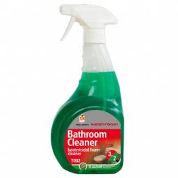 BATHROOM CLEANER 750ML TRIGGER SPRAY