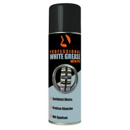 White Grease with PTFE 500ML Aerosol
