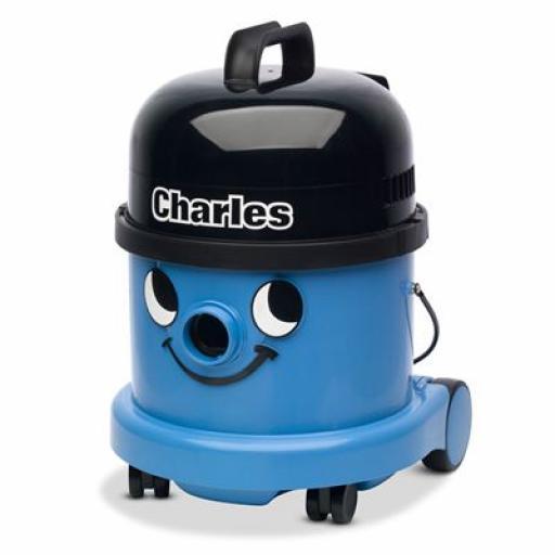 Numatic Charles CVC370-2 Wet & Dry Vacuum 240v