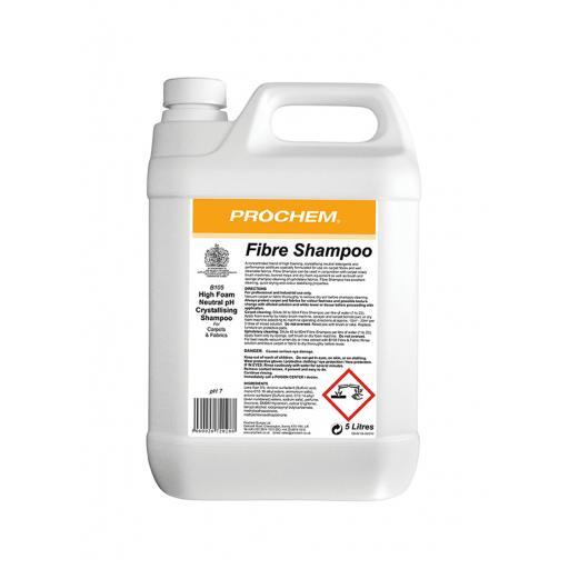 PROCHEM Fibre Shampoo 5L