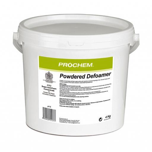 PROCHEM Powdered Defoamer 4K