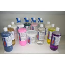 Car Valeting Pack 12x 1L Products