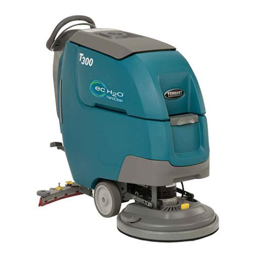 Tennant T300 Walk-Behind Scrubber Dryer