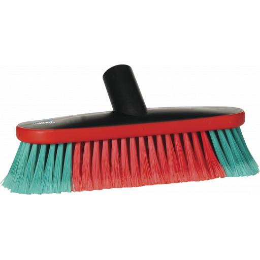 Vikan Vehicle water fed wash brush 270mm