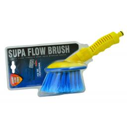 HAND CAR WASH BRUSH (WATER FED)