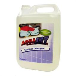 CONCENTRATED FOOD GRADE SANITISER - 5 LTR