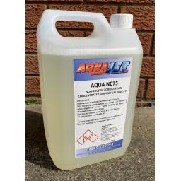 AQUA NC75 Non Caustic Traffic Film Remover