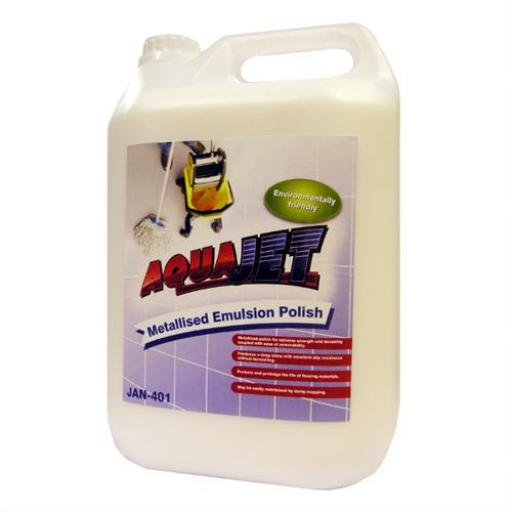 METALISED EMULSION POLISH 5L