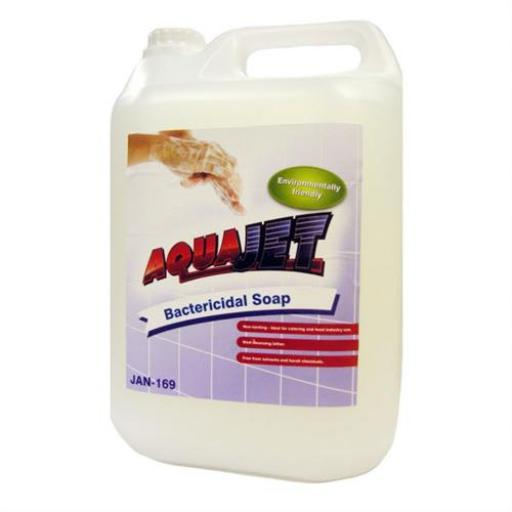 BACTERICIDAL LOTION SOAP 5L