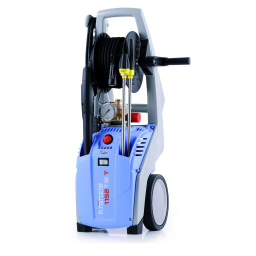Kränzle K 1152 TST (H/Reel) Cold water pressure washer 240v