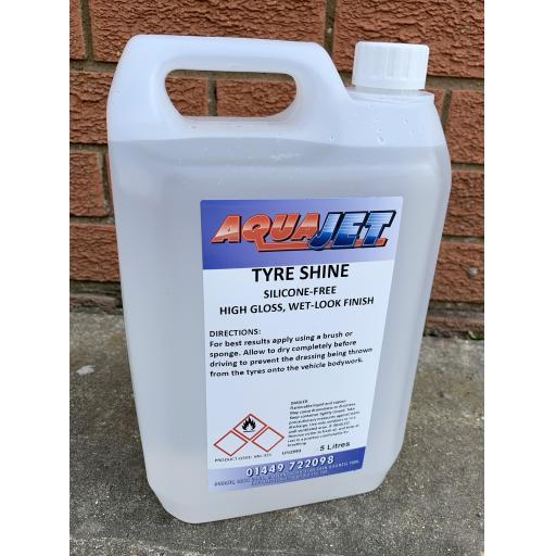 Tyreshine Tyre Dressing