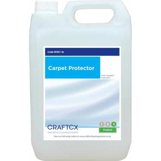 Craftex CARPET PROTECTOR - 5 LTR