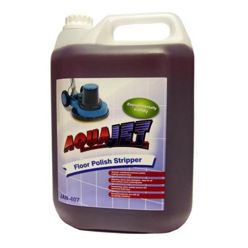 FLOOR POLISH STRIPPER 5L