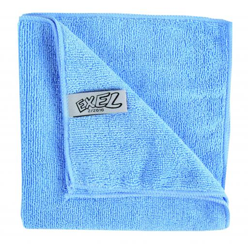 Standard Grade - Trade Pack Of 10 Microfibre Cloths
