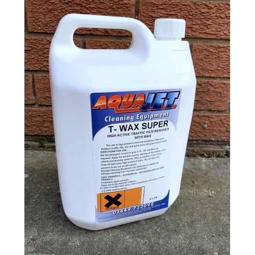 T-Wax Super High Active Traffic Film Remover with Wax