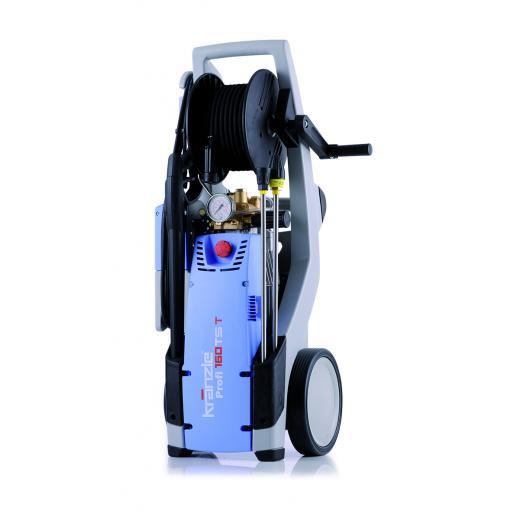 Kränzle Profi 160 TST ( H/Reel) Cold water pressure washer 240v
