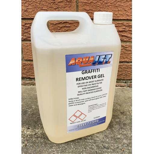 Graffiti Remover Gel