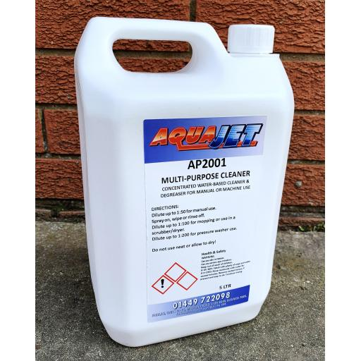 AP2001 Multi-Purpose Cleaner Concentrate