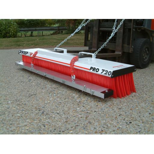 SweepEx SPB-720 Pro Sweeper