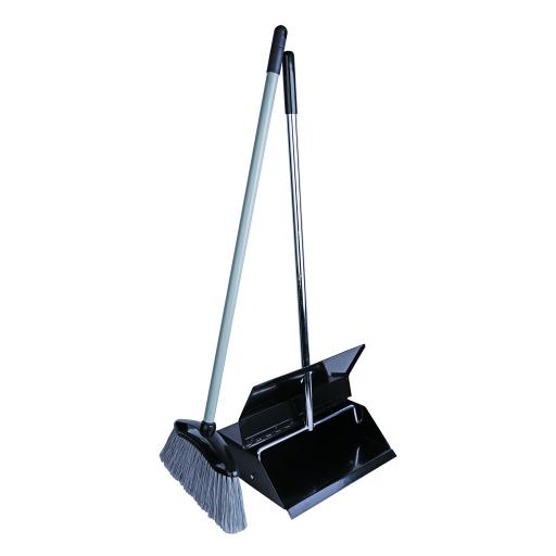 Lobby Dustpan & Brush