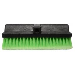 "GREEN 13"" BRUSH HEAD - FITS ALL TELESCOPIC HANDLES"