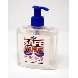 SAFE HANDS 250ML