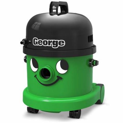 Numatic George GVE370 Wet & Dry Vacuum