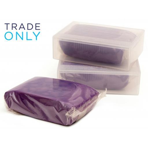 紫色砂土条(无框)-粗糙