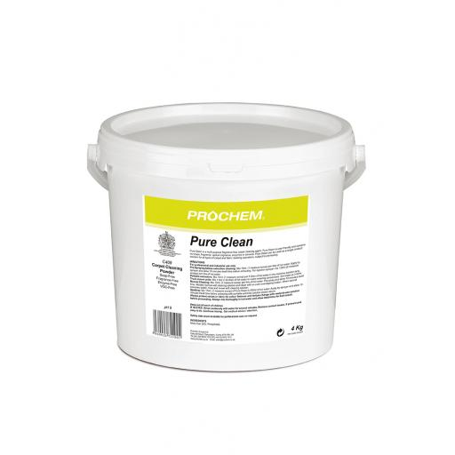 Prochem Pure Clean 4K Carpet cleaning powder