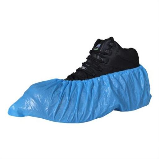 BLUE Disposable Overshoes (PK OF 100) DOSB