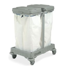 Numatic Versacare LLT200 Mobile Linen Collection Carousel