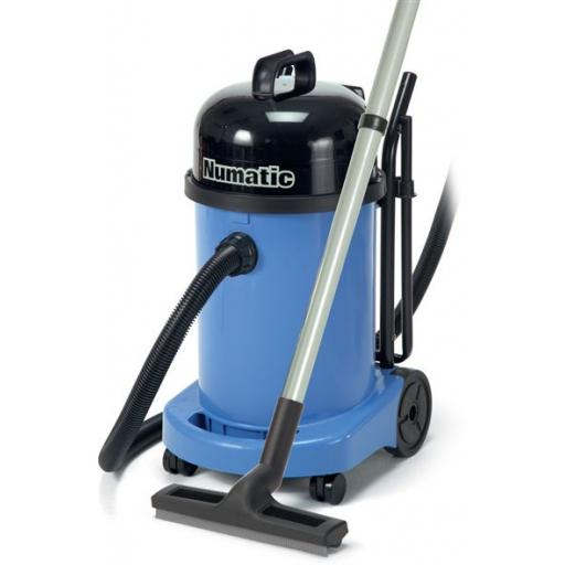 Numatic WV470 240v Wet & Dry Vac (kit)