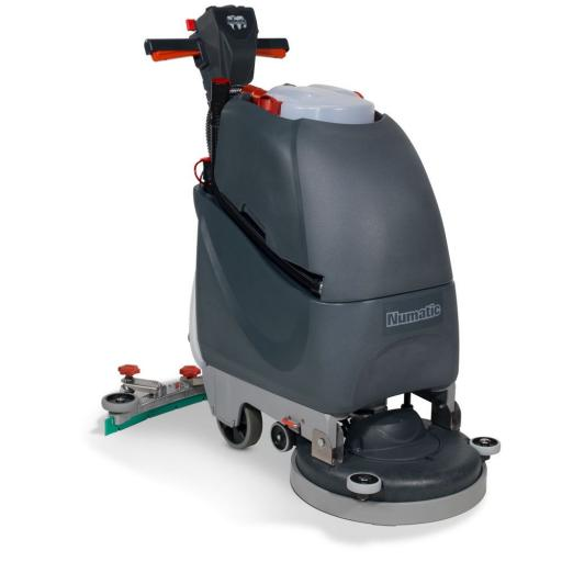 Numatic TwinTec TGB3045 Battery Walk behind Scrubber Dryer