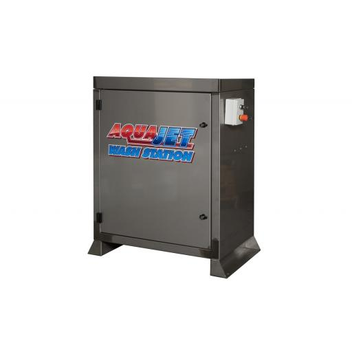 Aquajet CWS 100.12-SS Cold Water Wash Station 240v