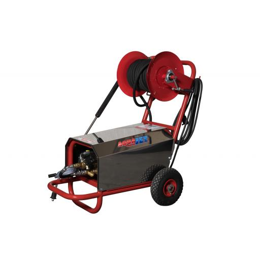 Aquajet AJE-200.15 Cold Water Pressure Washer (415V)
