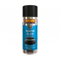 BUMPER PAINT BLACK HYCOTE spray paint 400ML