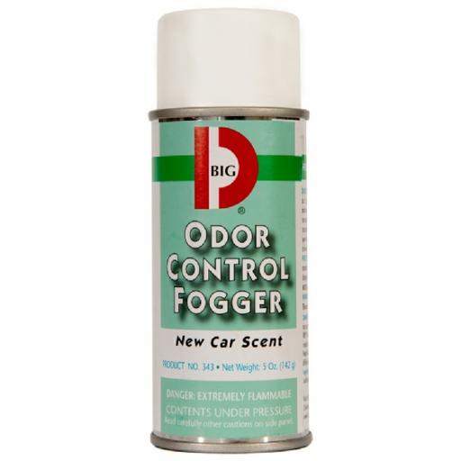 ODOUR FOGGER DEODORIZER - NEW CAR SCENT