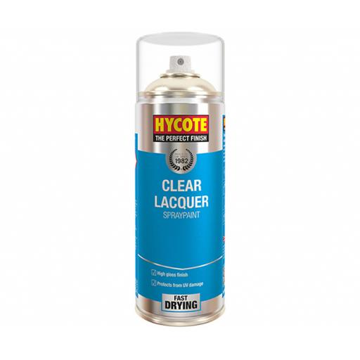 CLEAR LAQUER HYCOTE 400ml
