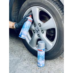 Wheel Silver Paint 500ML