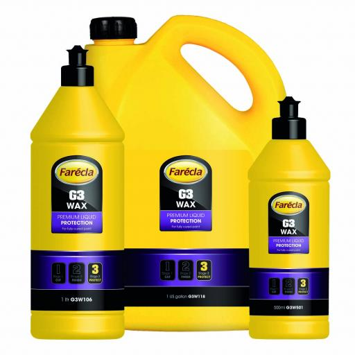 Farecla G3 Wax Premium Liquid protection 1Ltr
