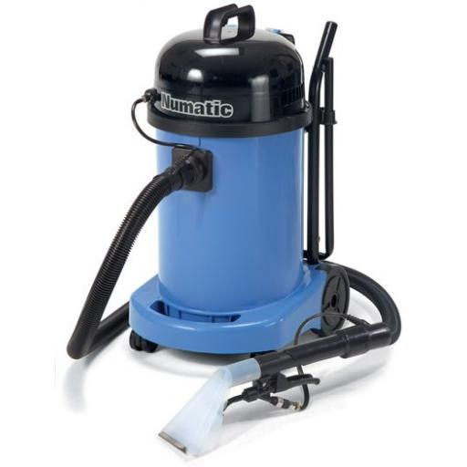 Numatic CT470-2 carpet & shampooing extraction vacuum 4-in-1