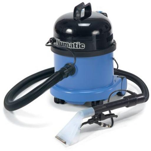 Numatic CT370 Carpet and shampooing extraction 4-in-1