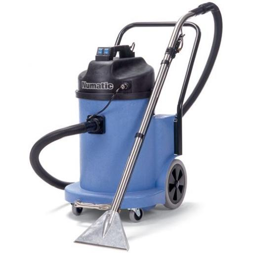 Numatic CT900 carpet and extraction vacumm 4-in-1