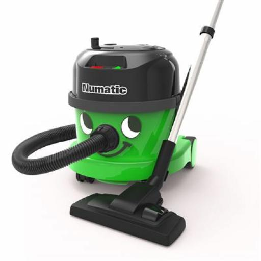 NUMATIC NRP240 Economical dry vacuum 240v