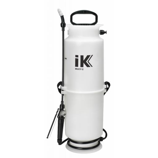 IK 12 Multi Industrial Pressure Sprayer 9 LITRE