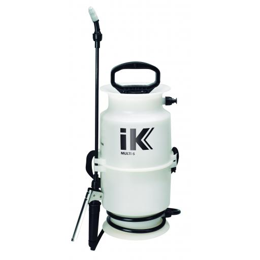 IK6 4 Litre Multi Pump Sprayer
