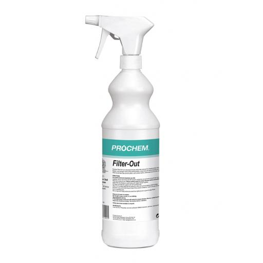 PROCHEM FILTER-OUT - 1L SPRAY