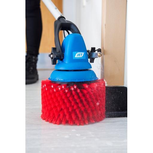 Motorscrubber Stair Riser Brush