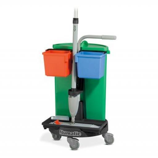 Numatic NC0G SprayMop Master Carousel