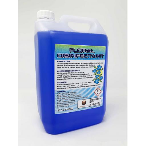 Floral Disinfectant 5L